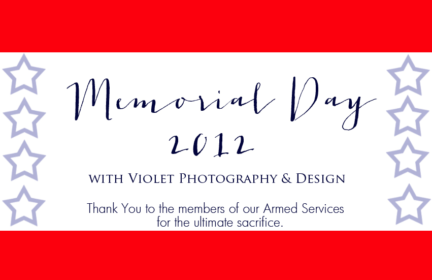 Photographer gives sessions away for Memorial Day in Eau Claire, WI