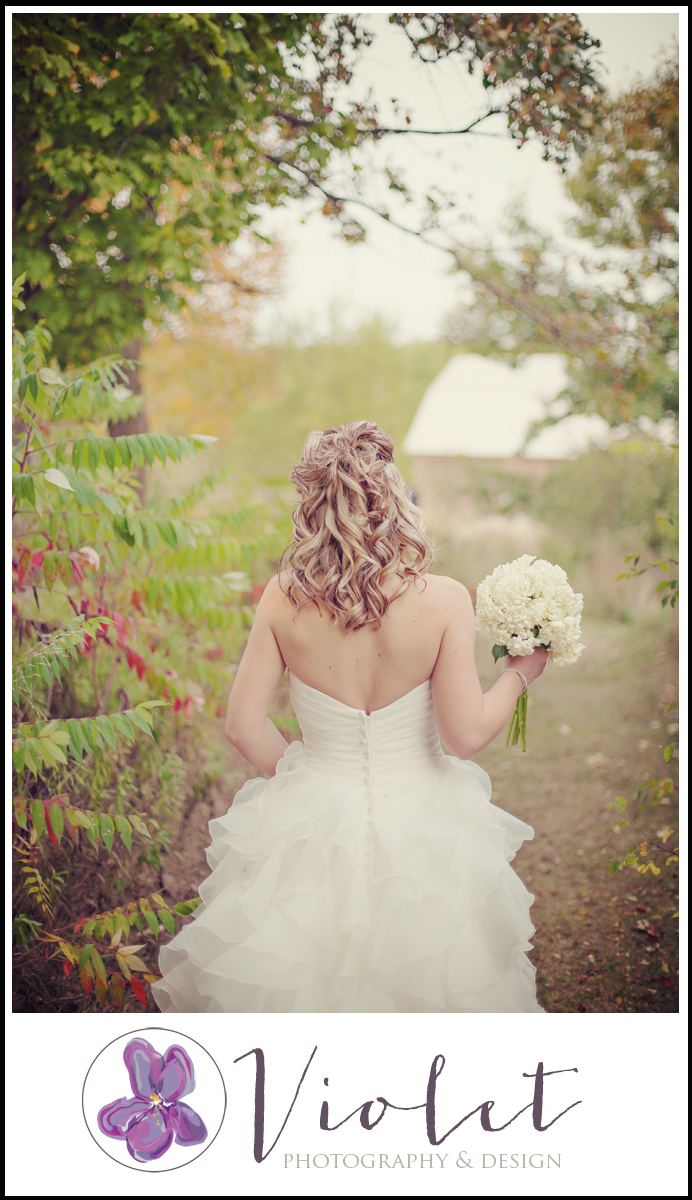 Romantic Wisconsin Wedding