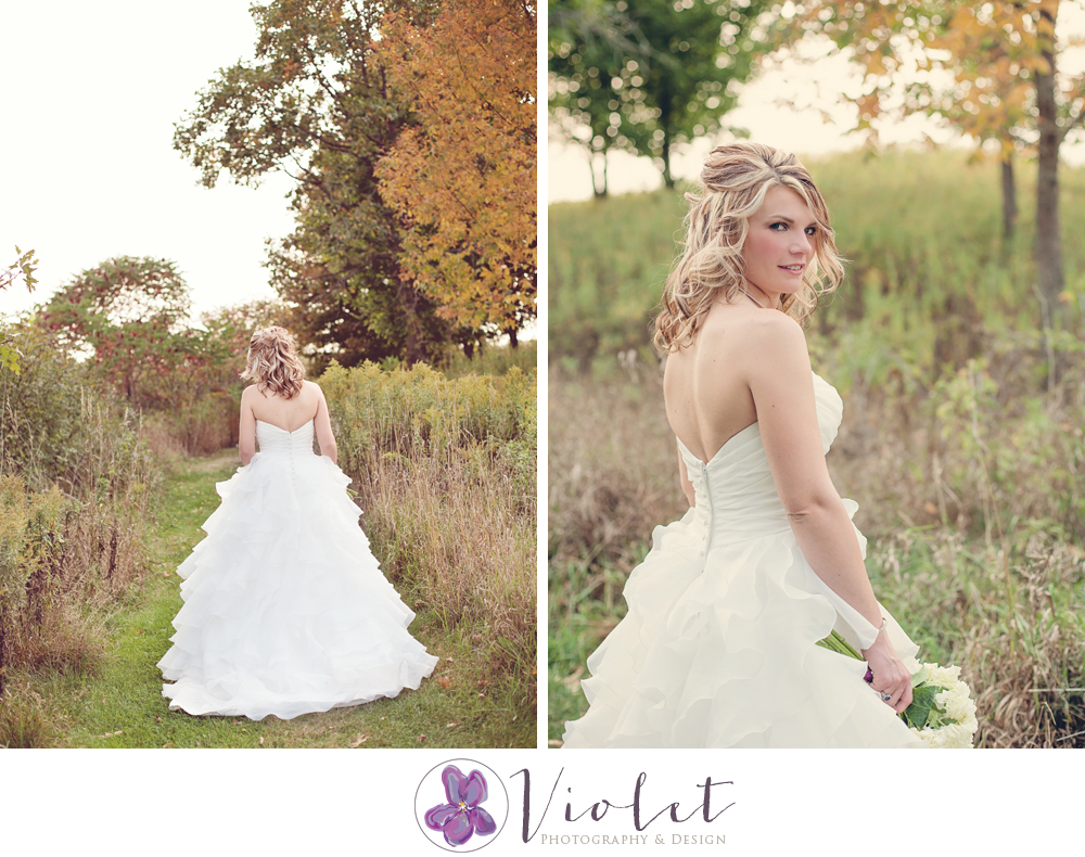 Romantic Allure Wedding Dress
