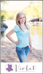 Fall Creek Senior Photos