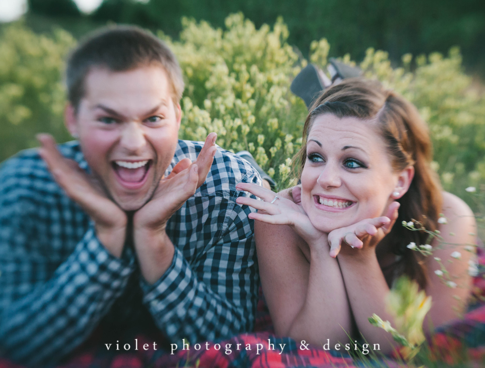 Eau Claire, WI engagement photographer