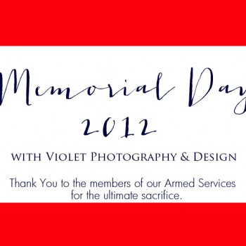 Photographer gives sessions away for Memorial Day
