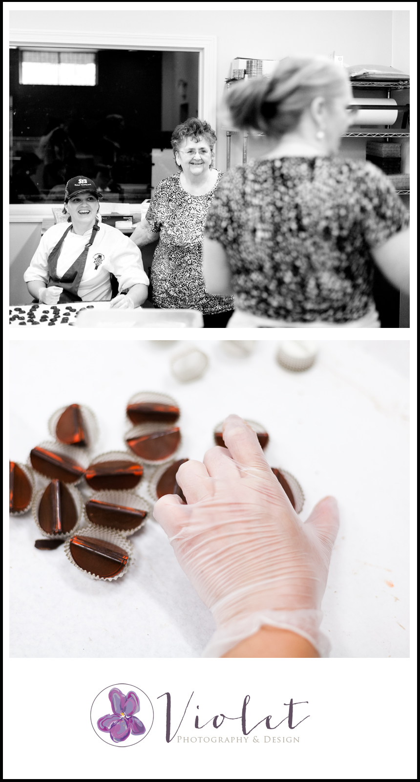 Chocolates Made by Hand