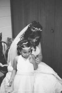 19 bride-and-flower-girl